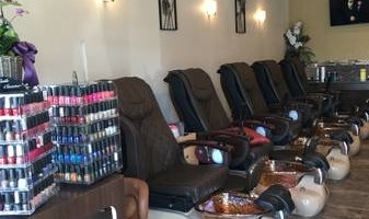 20% OFF, Impression Nails and Spa, Grand Opening...