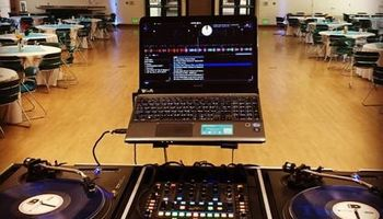 DJ SERVICES (lati­no music)