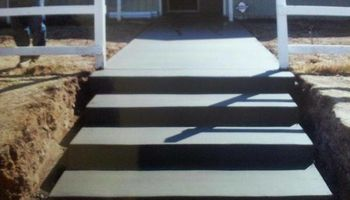 OVER 30 YRS EXP IN QUALITY CONCRETE WORK!..GREAT RATES!