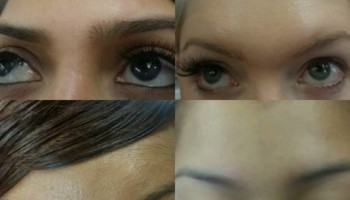 Eyelash Extensions $45