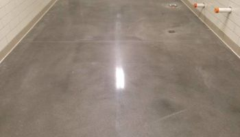 Concrete coatings & repair from Jeff