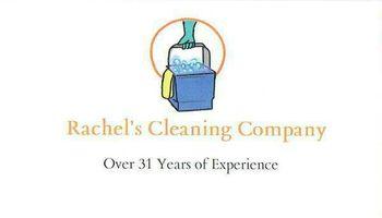 Rachel's Cleaning Company