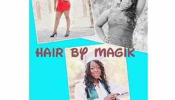 Great hair by Magik
