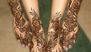 Henna Tattoos Service