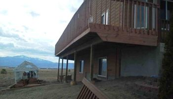 DECK CONSTRUCTION by All Inclusive Construction!