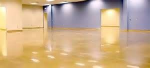 COMMERCIAL CONCRETE POLISHING & EPOXY COATINGS
