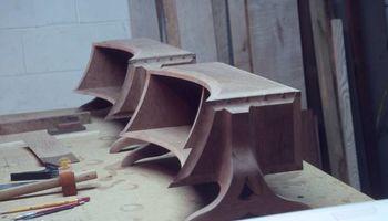 Custom Woodworking Artistic. Wood Designs