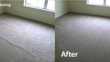 Carpet Cleaning. Stretching & Repair