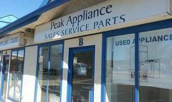 SAME DAY APPLIANCE REPAIR - Peak Appliance!