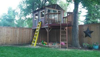 Kirlin Fencing and Deck