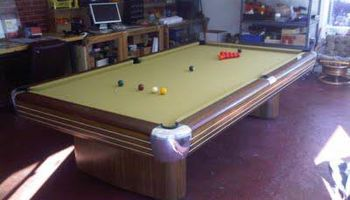 POOL TABLE MOVING, ASSEMBLY & SERVICE