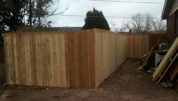 Broken fence posts? Call!