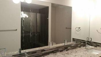 PGS Glass & Mirror. Glass Repair Service, Window repairs, Shower glass