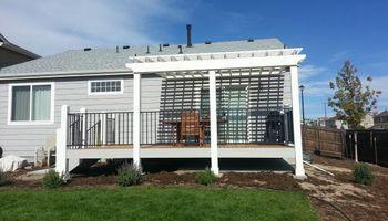 Great deals on decks, pergolas, basements, fences etc.