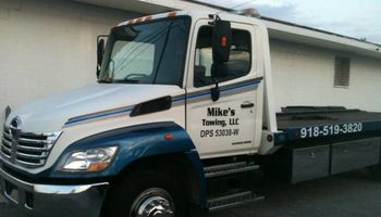 MIKE'S  Towing and Wrecker Service