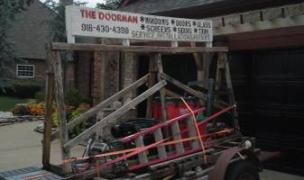 Doorman Door Service. WINDOWS, DOORS, & SIDING. Professional Installation and Repairs