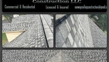 One-Way Roofing & Construction