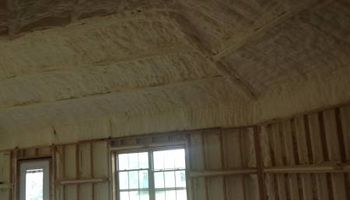 Spray Foam Insulation. Large Job Discounts!