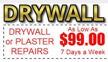 Drywall / sheetrock