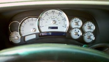 Speedometers and electrical!