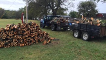 Fire wood for Sale! $75 per Rick!