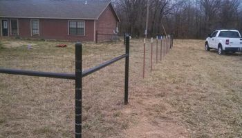 Tight Wire Fence building and repair