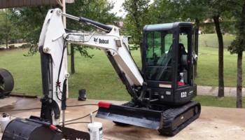 Charlie Gruse - bulldozer, Brush Hog, Track Hoe for hire