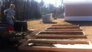 Tree work/ Landscaping/ Handyman