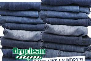 Dry Cleaner Services - FREE pick up and delivery