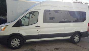 Personal Driver 12 passenger Van