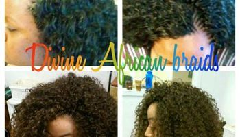 SPECIAL TREE BRAIDS $150, CHECK OUR WORK