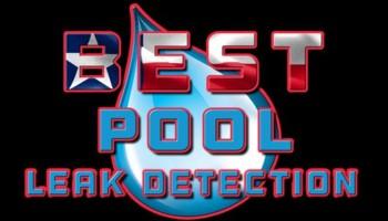 Best Pool Leak Detection