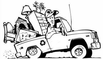 Trash Removal Service