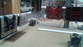 Rug Washing (Pre Inspection, Micro Particle Removal...)
