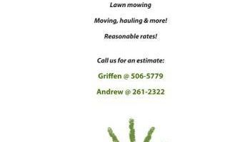 Let Us Help Get Your Yard Ready For Spring & Summer!
