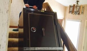 Safe Movers - gun safe, heavy safe or large appliance moved