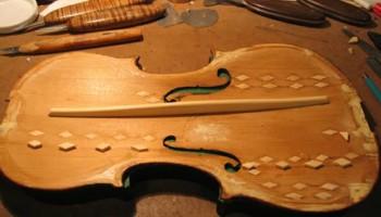 Santiago Violin Setup, Repair & Restoration Service