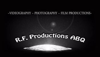 Wedding Videographer - R.F. Productions ABQ