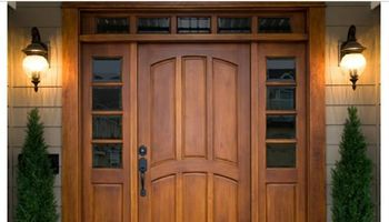 Brunner Construction. Door repair/ replacement