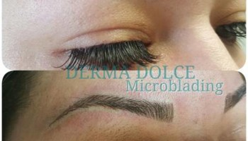 Derma Dolce. NATURAL Permanent MAKEUP!!