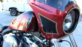Motorcycle Painting/Airbrushing