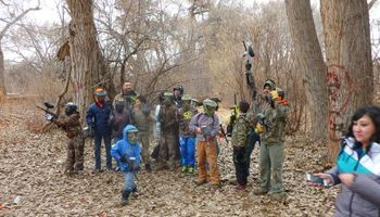 Paintball Parties -  $35 / 500 paintballs
