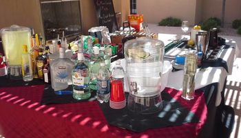 ABQ BarKeeps. Bartenders for your Wedding, Party, Birthday, Special Event