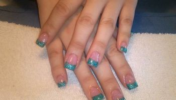 NAIL SPECIALS! Gel Manicure (starting) $25