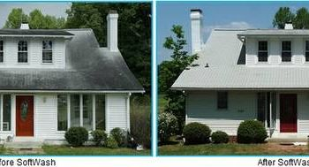 Apex Soft House Washing &  Roof/Gutter Cleaning