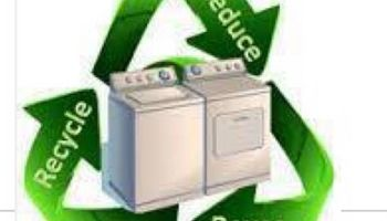 WASHER AND DRYER REMOVAL