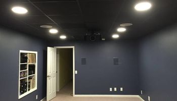 ACOUSTICAL CEILING INSTALLATION. RESIDENTIAL/COMMERCIAL