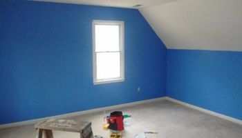 100.00 a room painter