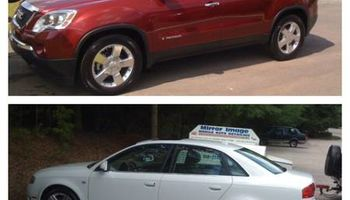 MIRROR IMAGE: MOBILE AUTO DETAILING, PRICES START AT $40