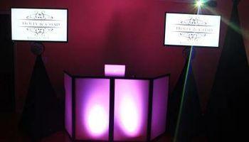 DJ, Free Uplights, Photo Booth, Ceremony & Reception = $750